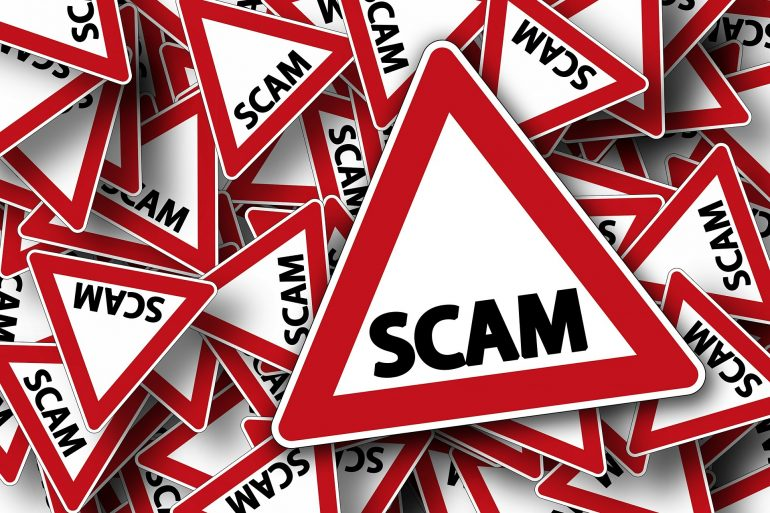 ICO Scams 2017