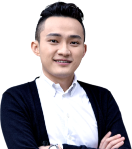 Justin Sun TRON Super Representative