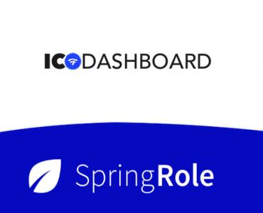 SpringRole Will Provide Advisor Verifications to ICODashboard