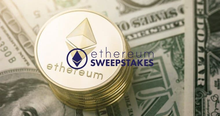 The Ethereum Sweepstakes Profit Sharing Tokens Now Available