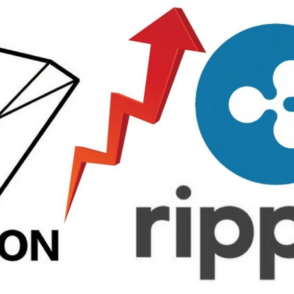 GoogleTrends Attests To Ripple (XRP) and Tron's (TRX) Popularity 13