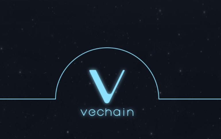 VeChain Thor Blockchain Launch