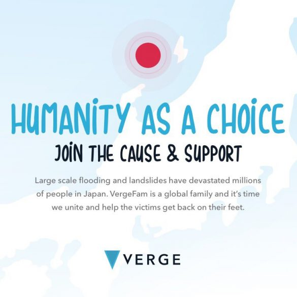 Verge (XVG) Begins Another Crowdfunding 13