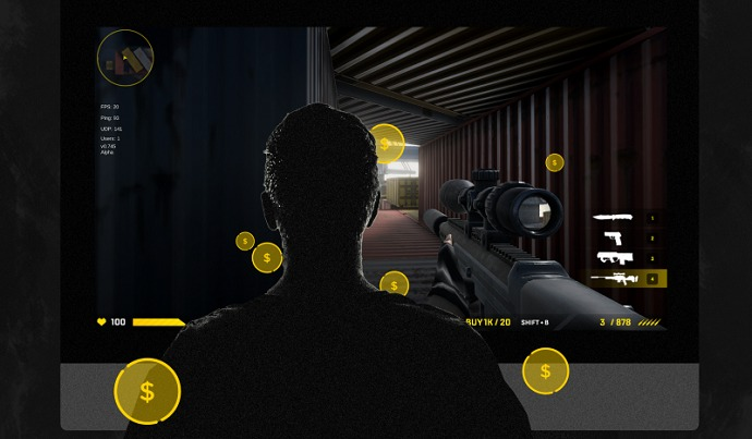 War Field FPS: Kill Your Enemies, Take Their Cryptos 13