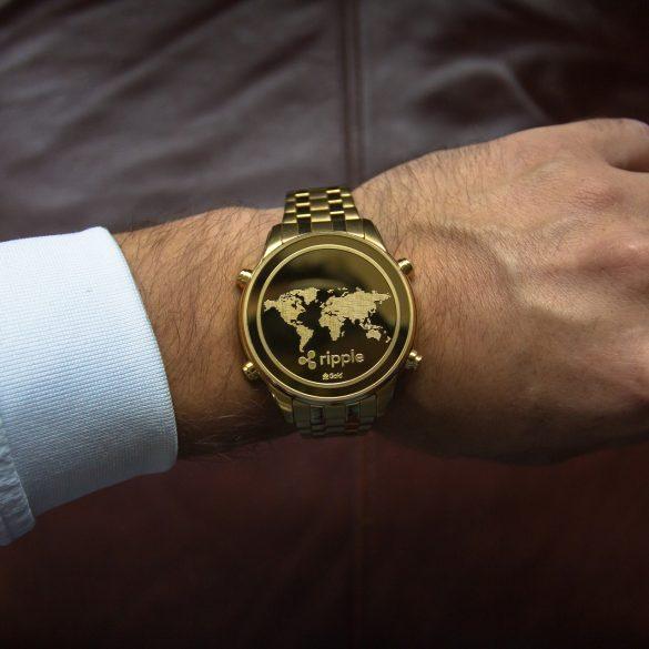 Western Union Patent Ripple XRP