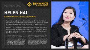 Binance and Malta Sign MOU to Create the Blockchain Charity Foundation. 14