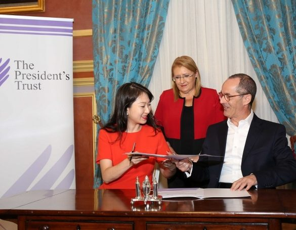Binance and Malta Sign MOU to Create the Blockchain Charity Foundation. 16