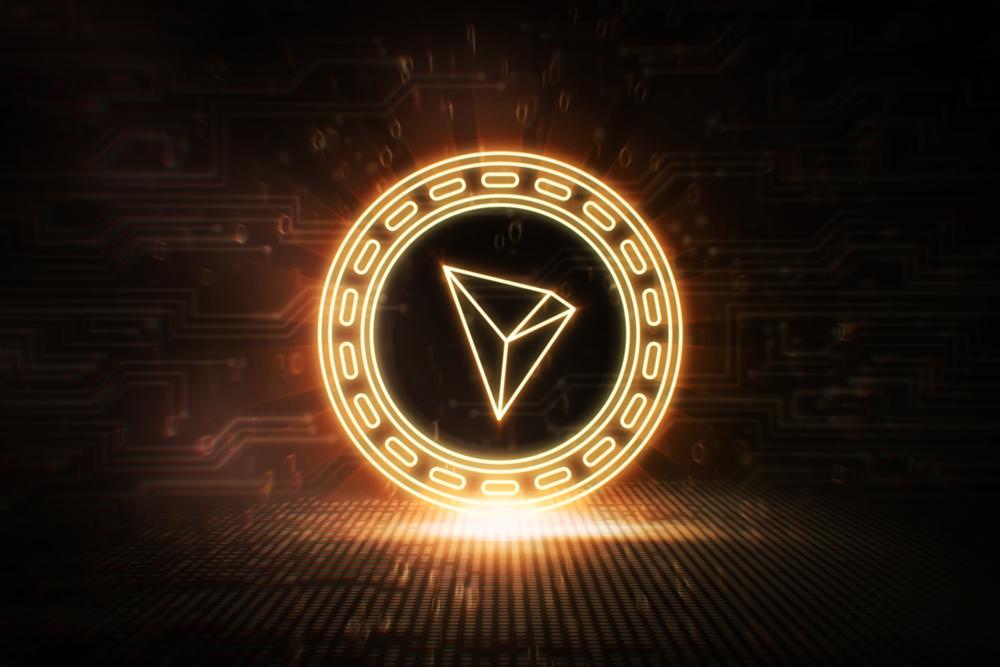 TRX Tron blockchain