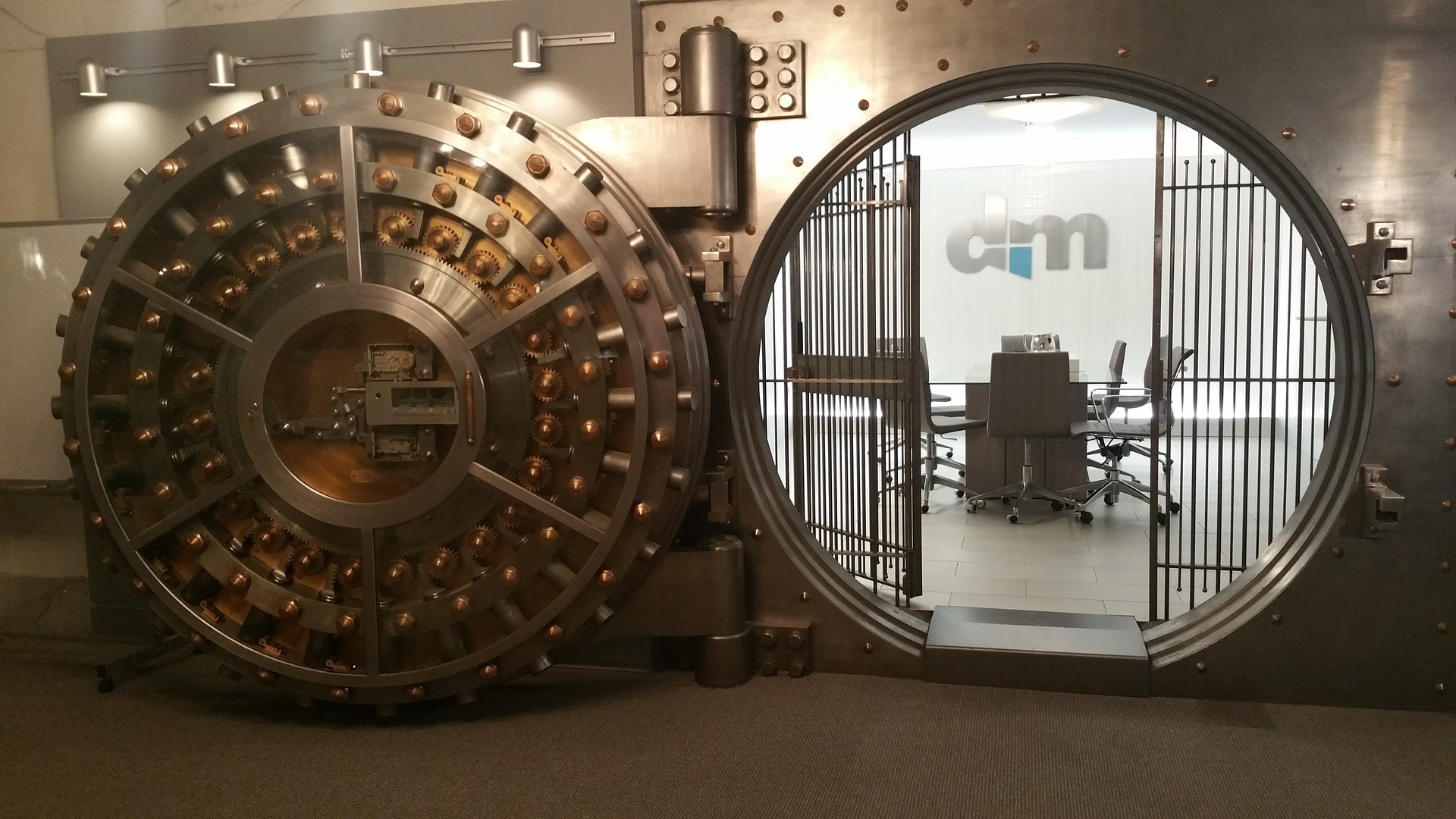 Bank of America Cryptocurrency Vault