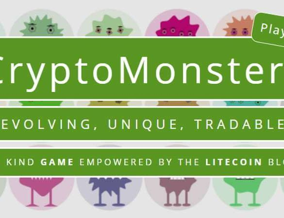 Cryptomonsters: The first crypto-game running on the Litecoin Blockchain 14