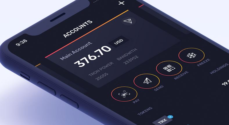 With Over 100 bug fixes, Tron (TRX) Unveils Multiple Accounts TronWallet 13