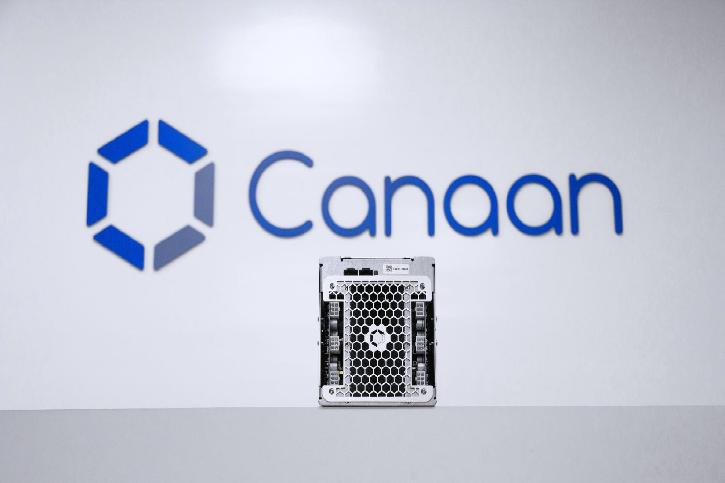 Bitcoin Mining Giant, Canaan, Debuts World's First Bitcoin Mining Television 13