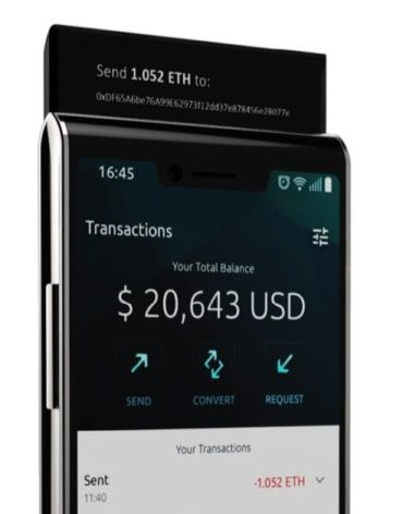 """Sirin Labs: """"We're not with IOTA"""". Finney Phone Relies on Ethereum Now 15"""