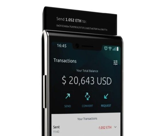 """Sirin Labs: """"We're not with IOTA"""". Finney Phone Relies on Ethereum Now 16"""