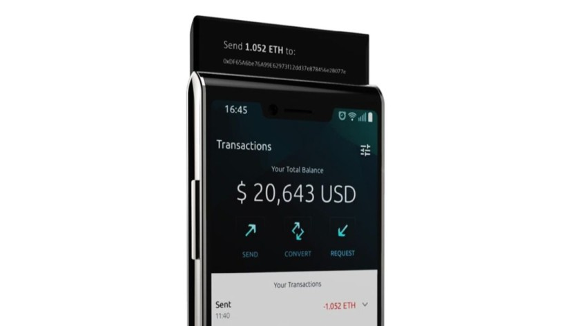 "Sirin Labs: ""We're not with IOTA"". Finney Phone Relies on Ethereum Now 15"