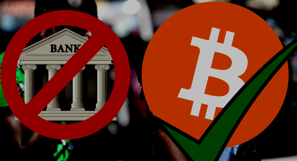 Disturbing Report: Using Banks Is 300 Times More Expensive Than Transacting With Bitcoin 13