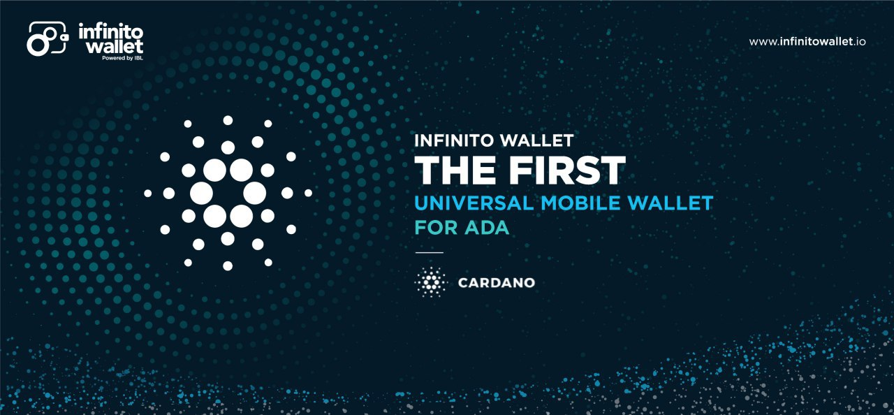 Infinito Wallet is The First Universal Mobile Wallet for ADA! 13