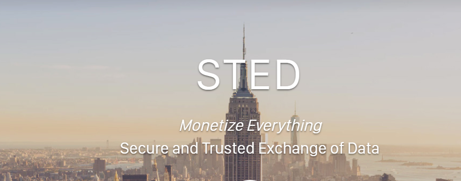 Monetize Everything! Linking the Internet of Things to the Blockchain: Introducing STED