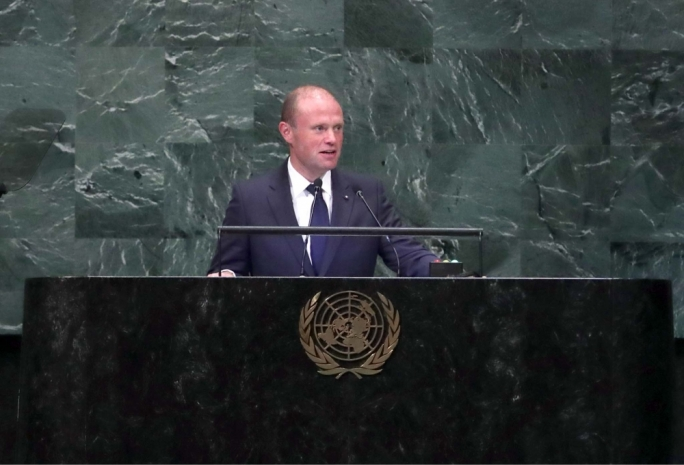 """Cryptocurrencies Are The Inevitable Future of Money,"" Malta Says At The U.N General Assembly 13"