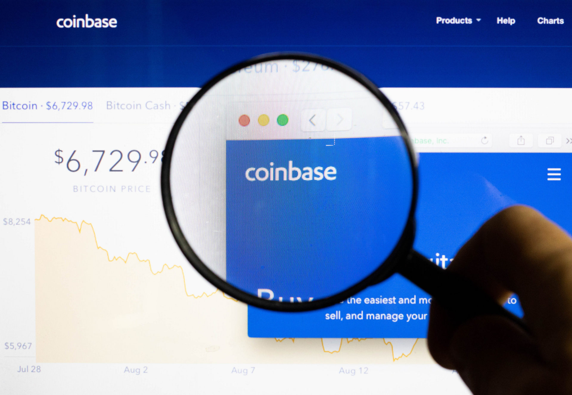 Coinbase Announces the USDC Stablecoin