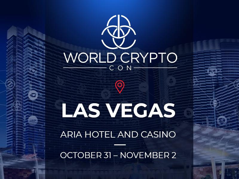 WORLD CRYPTO CON LAUNCHES BLOCKCHAIN SUMMIT, ARIA HOTEL, LAS VEGAS, 31st OCTOBER 2018 13