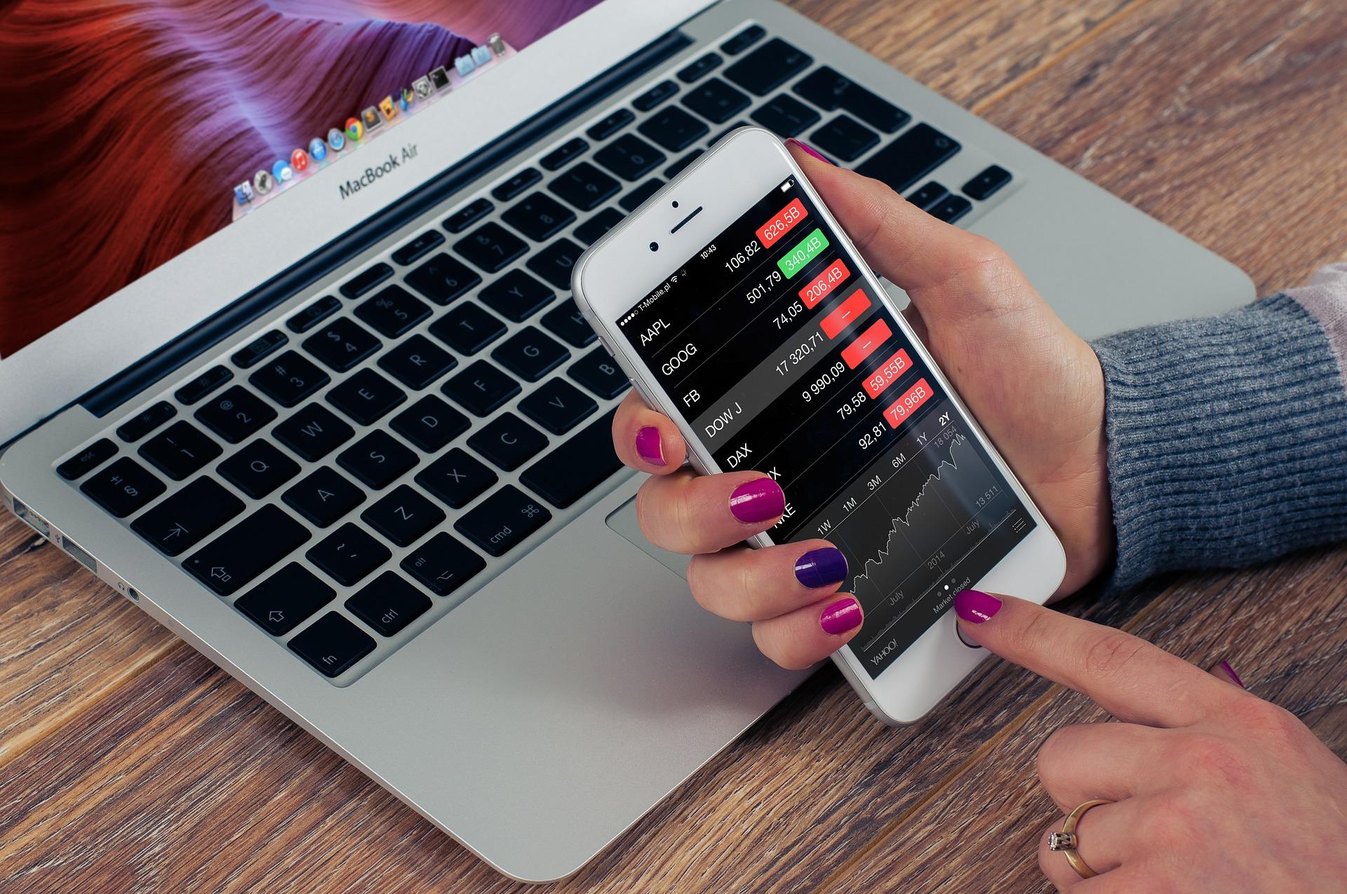 Bitcoin Price Volatility Tech Stocks