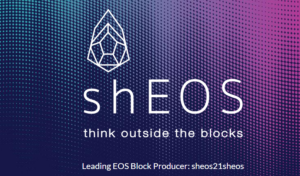 shEOS created a protocol that allows a communication between Ethereum and EOS