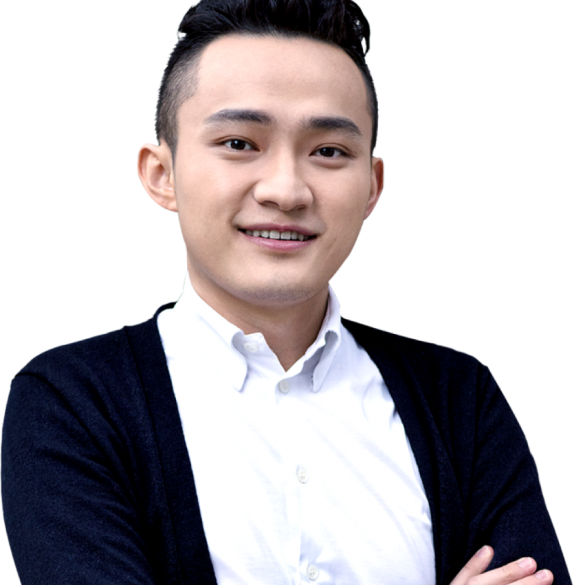 Justin Sun TRON Community Development