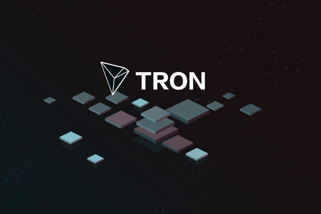 TRON TRX Justin Sun Baidu Cloud Computing