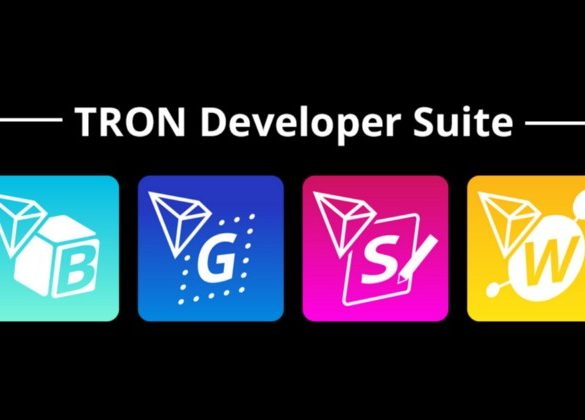 Tron (TRX) Launches All-In-One Tool Suite for Developers 14