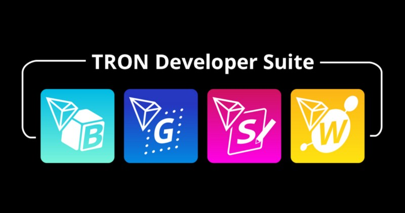 Tron (TRX) Launches All-In-One Tool Suite for Developers 13