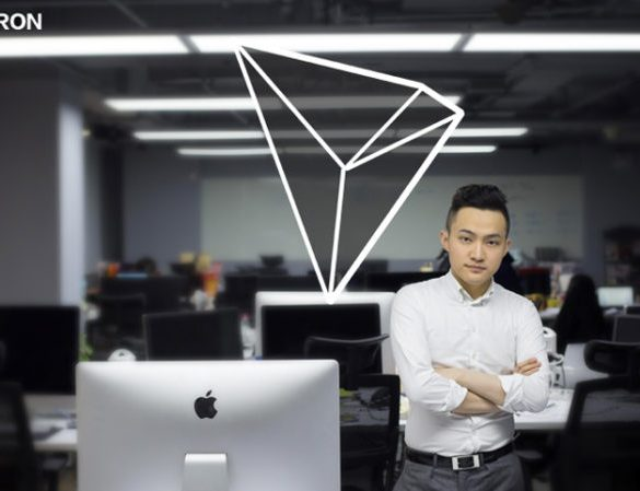 Tron (TRX) Gains Massive Exposure Ahead of Justin Sun's Lunch With Warren Buffett. Sun Beats Satoshi Nakamoto in Google Trends 13
