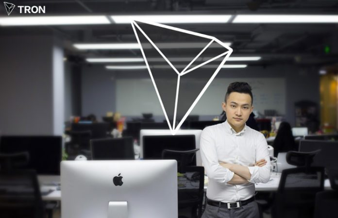 Tron (TRX) Gains Massive Exposure Ahead of Justin Sun's Lunch With Warren Buffett. Sun Beats Satoshi Nakamoto in Google Trends 18
