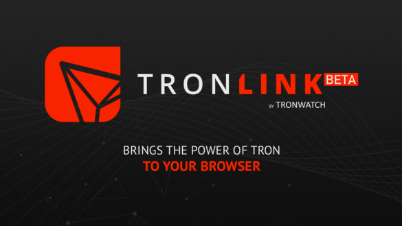 The TronLink Extension Allows You to Access the Tron (TRX) Blockchain On Your Browser 13