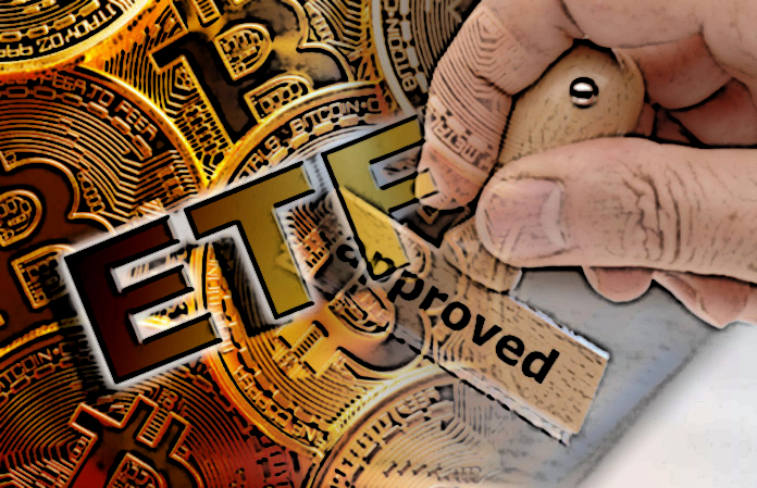 Image result for Bitcoin ETF