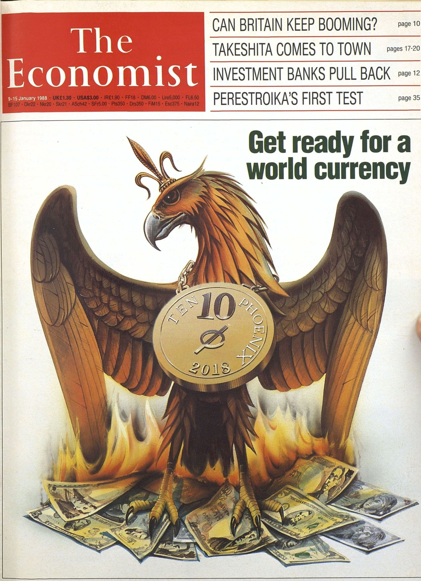 Will Satoshi Nakamoto Tweet Today,? Some Believe a Prediction From 1988 Says So 15