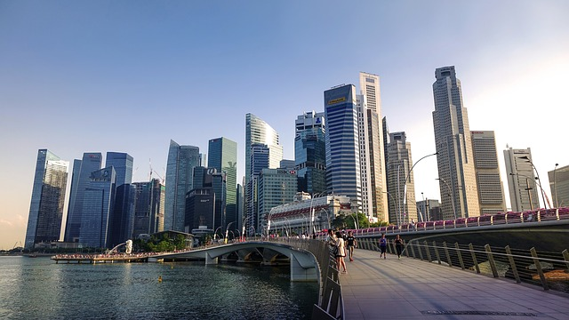Singapore to Simplify Access to Banking Services for Cryptocurrency Firms 1