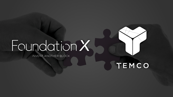 "TEMCO: ""Foundation X"" AND TEMCO PARTNERSHIP!"