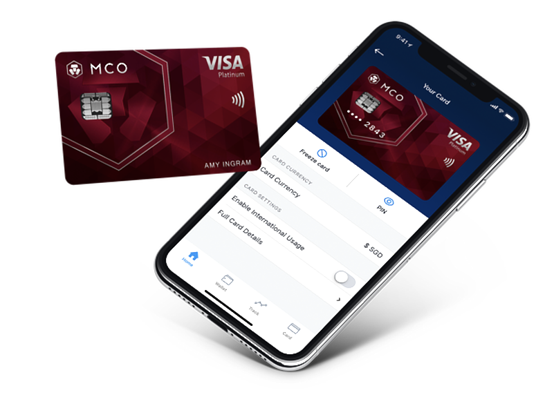 Crypto.com to Launch its Prepaid MCO Visa Cards in the US