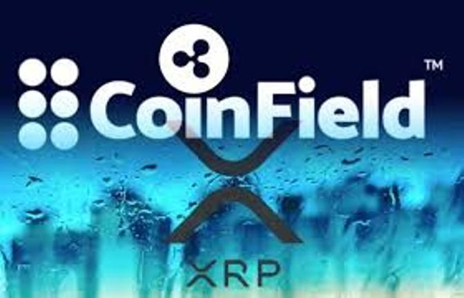 XRP On Fire As It Goes Live As The Base Currency On CoinField Exchange – 61 Countries Already In the Mix 13