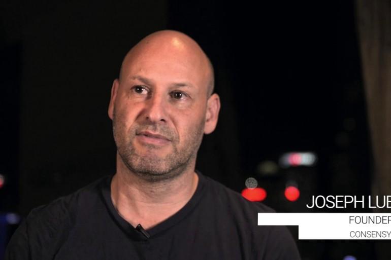 "Joseph Lubin: ""Blockchain Will Permeate Society More Than The Internet"" 16"