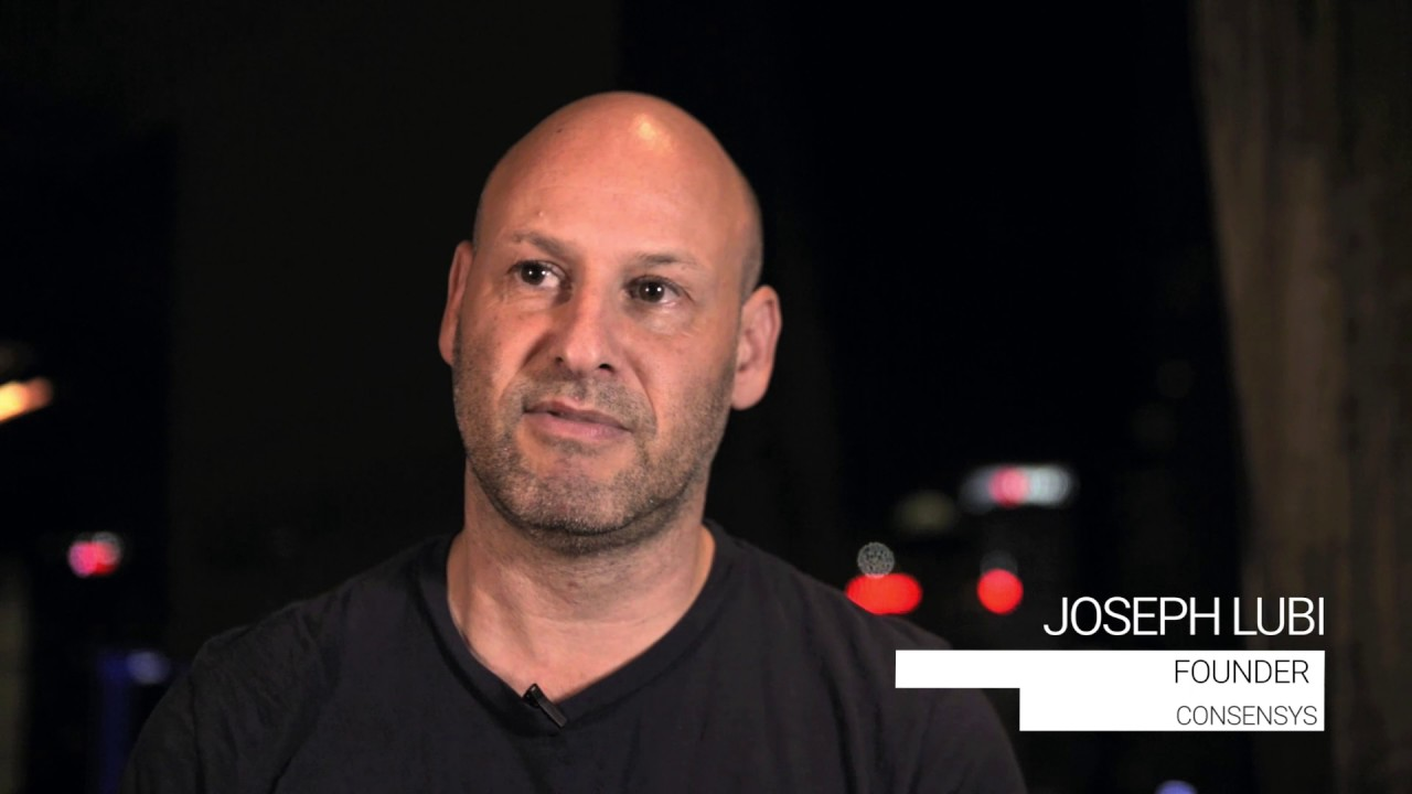 "Joseph Lubin: ""Blockchain Will Permeate Society More Than The Internet"" 13"