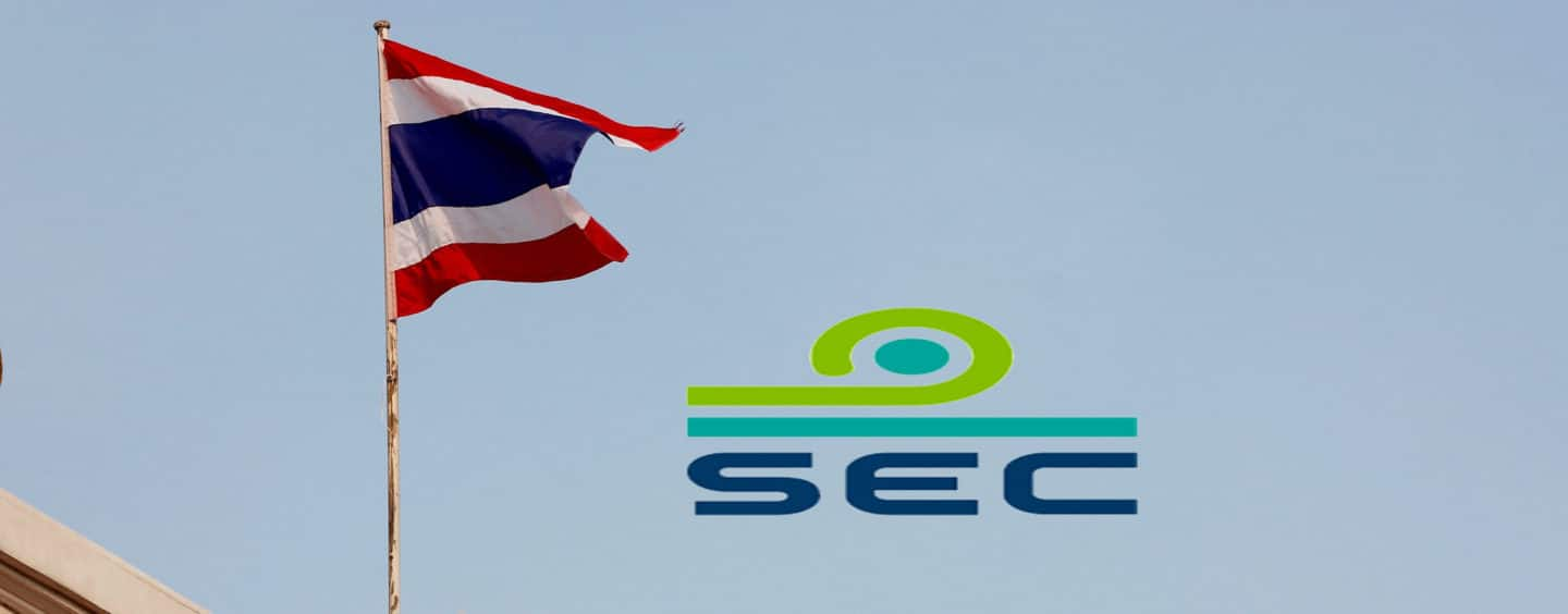 Thailand SEC Announces Imminent Launch of Country's First Cryptocurrency ICO Portal 1