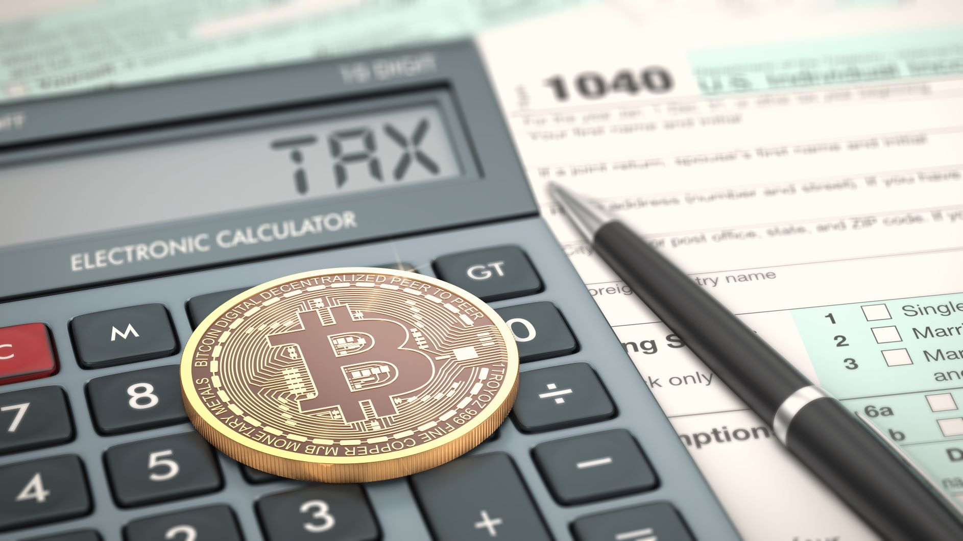Bitcoin Tax Payments in Ohio is Now a Possibility 1