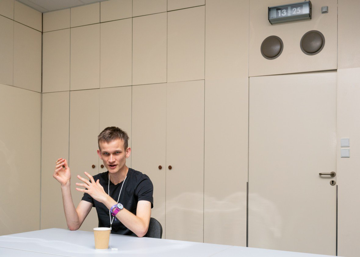 Vitalik Rejects Rumors of Him Leaving the Ethereum (ETH) Project 13