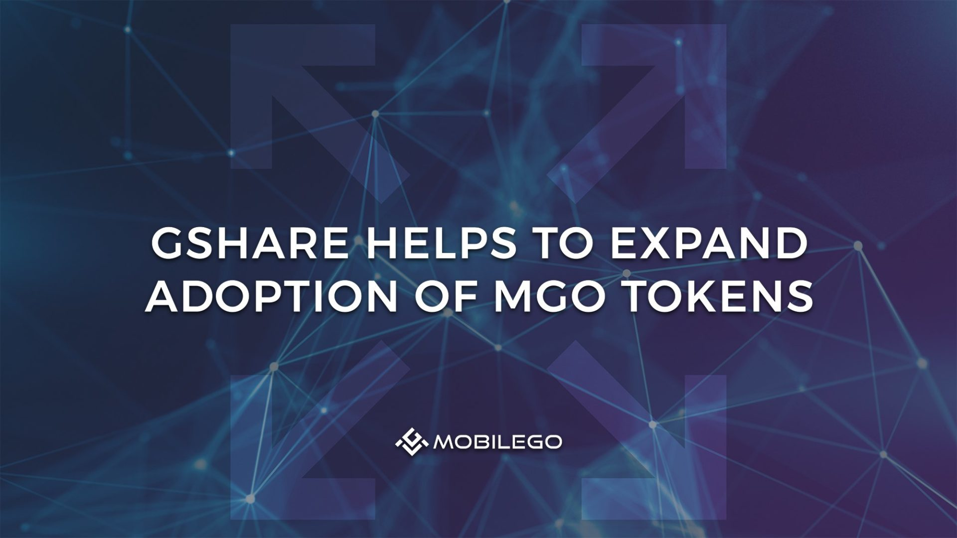GShare helps to expand adoption of MGO tokens