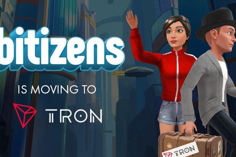 BitGuild Moves the Bitizens Gaming DApp From Ethereum (ETH) to Tron (TRX) 15