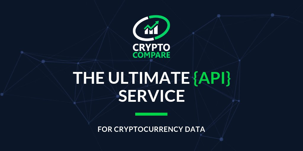 CryptoCompare adds commercial API market data service to existing free service 13