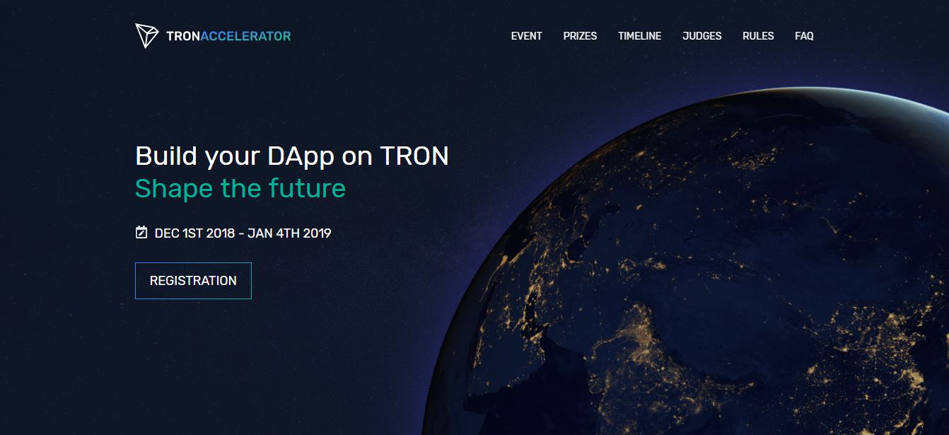 Tron (TRX) Announces Accelerator Plan For DApp Creation With $1 Million in Prizes 13