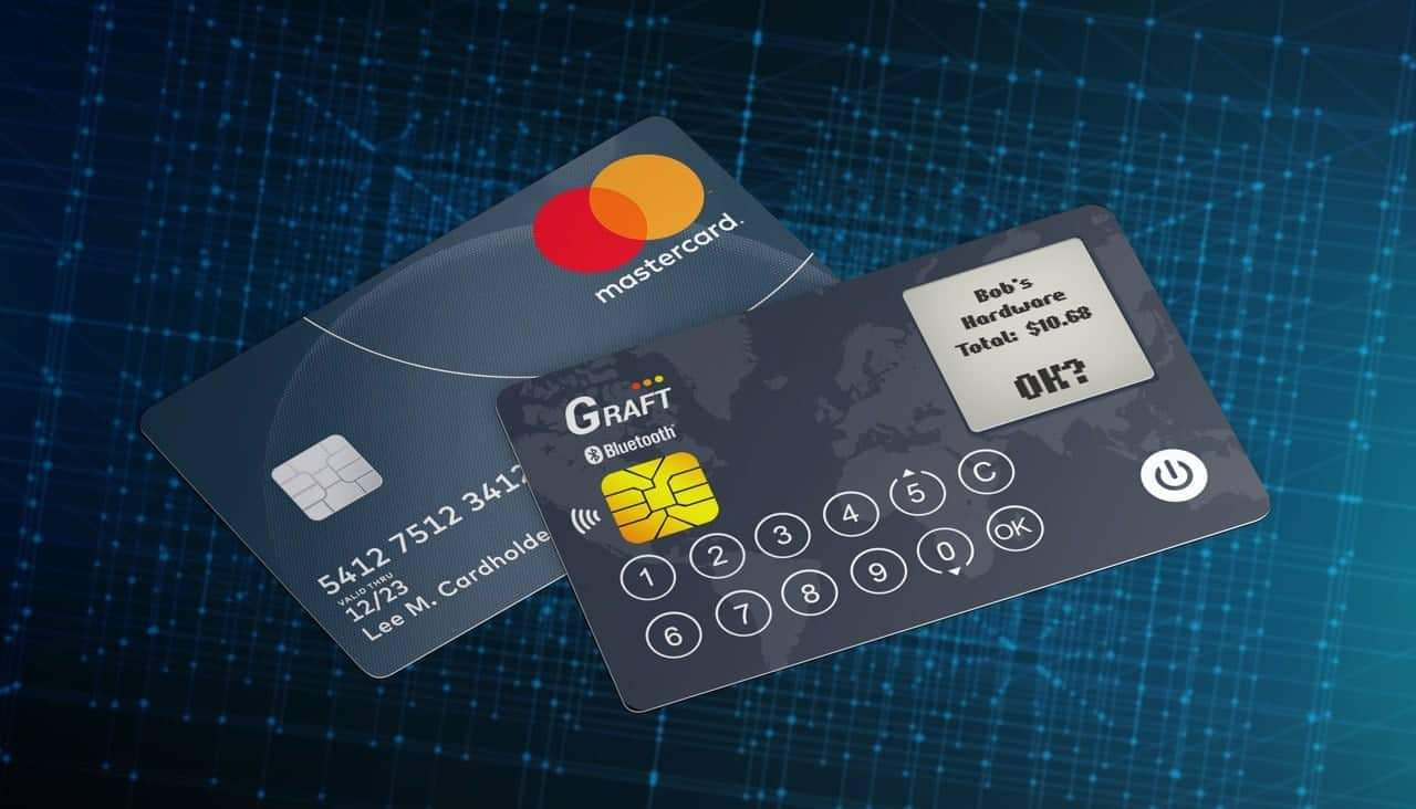 GRAFT is Providing an Alternative to Credit Card Networks via Real-time Authorizations and Service Provider Ecosystem on a Private Blockchain 13